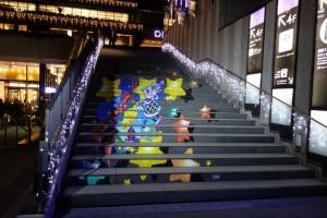「TOKYO SKYTREETOWN DREAM CHRISTMAS 2015」~イルミネーション演出~(上)15