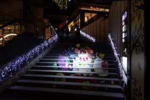 「TOKYO SKYTREETOWN DREAM CHRISTMAS 2015」~イルミネーション演出~(上)16