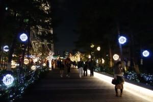 「TOKYO SKYTREETOWN DREAM CHRISTMAS 2015」~プロジェクションマッピング~(下)23