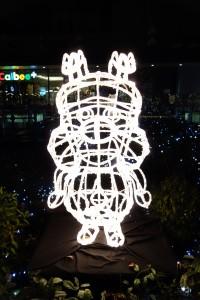 「TOKYO SKYTREETOWN DREAM CHRISTMAS 2015」~プロジェクションマッピング~(下)24