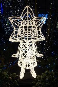 「TOKYO SKYTREETOWN DREAM CHRISTMAS 2015」~プロジェクションマッピング~(下)26