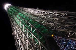 「TOKYO SKYTREETOWN DREAM CHRISTMAS 2015」~プロジェクションマッピング~(下)29
