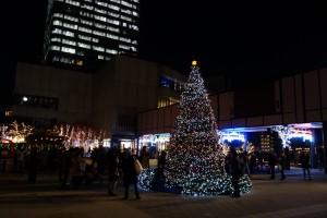 「TOKYO SKYTREETOWN DREAM CHRISTMAS 2015」~プロジェクションマッピング~(下)30