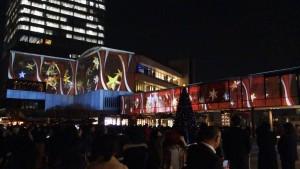 「TOKYO SKYTREETOWN DREAM CHRISTMAS 2015」~プロジェクションマッピング~(下)3