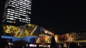 「TOKYO SKYTREETOWN DREAM CHRISTMAS 2015」~プロジェクションマッピング~(下)4