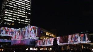 「TOKYO SKYTREETOWN DREAM CHRISTMAS 2015」~プロジェクションマッピング~(下)6