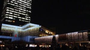 「TOKYO SKYTREETOWN DREAM CHRISTMAS 2015」~プロジェクションマッピング~(下)7