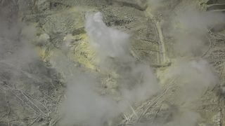 箱根ロープウェイ「早雲山→大涌谷」の景色を倍速に!~Fast View~