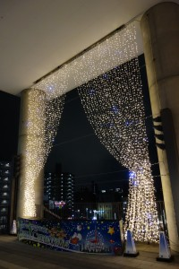 「TOKYO SKYTREETOWN DREAM CHRISTMAS 2015」~イルミネーション演出~(上)19