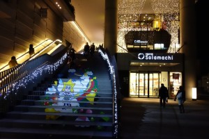 「TOKYO SKYTREETOWN DREAM CHRISTMAS 2015」~イルミネーション演出~(上)20