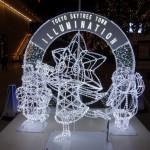 東京スカイツリータウン全体でイルミ演出! 「TOKYO SKYTREETOWN DREAM CHRISTMAS 2015」~イルミネーション演出~(上)