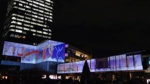 「TOKYO SKYTREETOWN DREAM CHRISTMAS 2015」~プロジェクションマッピング~(下)9