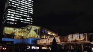 「TOKYO SKYTREETOWN DREAM CHRISTMAS 2015」~プロジェクションマッピング~(下)10