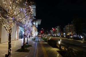 「TOKYO SKYTREETOWN DREAM CHRISTMAS 2015」~イルミネーション演出~(上)2