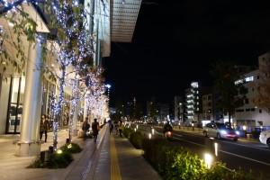「TOKYO SKYTREETOWN DREAM CHRISTMAS 2015」~イルミネーション演出~(上)3