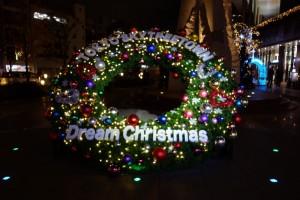 「TOKYO SKYTREETOWN DREAM CHRISTMAS 2015」~イルミネーション演出~(上)5