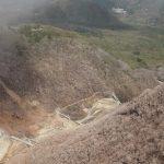 箱根ロープウェイ「大涌谷→早雲山」の景色を倍速に!~Fast View~