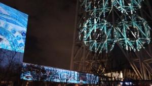 「TOKYO SKYTREETOWN DREAM CHRISTMAS 2015」~プロジェクションマッピング~(下)15