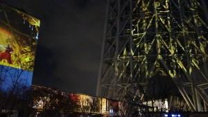 「TOKYO SKYTREETOWN DREAM CHRISTMAS 2015」~プロジェクションマッピング~(下)16