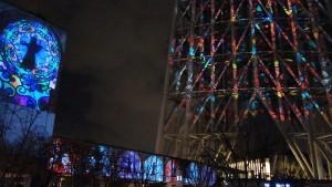 「TOKYO SKYTREETOWN DREAM CHRISTMAS 2015」~プロジェクションマッピング~(下)17