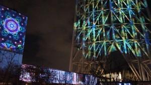 「TOKYO SKYTREETOWN DREAM CHRISTMAS 2015」~プロジェクションマッピング~(下)18