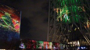 「TOKYO SKYTREETOWN DREAM CHRISTMAS 2015」~プロジェクションマッピング~(下)19