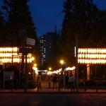 都会のど真ん中の盆踊りを楽しめました! 「第24回 大江戸盆踊り大会」
