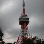 宇都宮タワーからの眺望は見れなかったけど