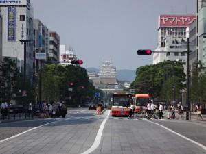 姫路城(2)