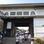 新しくなった「姫路城」を見に行ってきました~天守閣までの門~