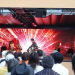 伝統芸能と最新技術のコラボ演出、「能×VJ LIVE」が楽しめました!