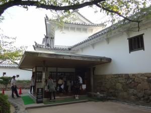 姫路城西の丸(上)(21)