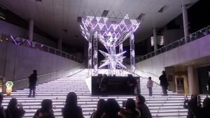 「SHINING STAR ILLUMINATION ゴールデンボンバー with ダイバーシティ東京」7