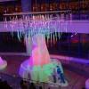 2つのショーが楽しめた! AQUA XMAS ILLUMINATION 2015「オーロラと流氷の恋の物語」