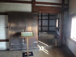 姫路城西の丸(上)(2)