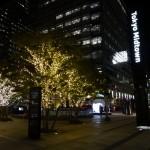 東京のイルミネーションでも、代表格「MIDTOWN CHRISTMAS 2012」!(上)