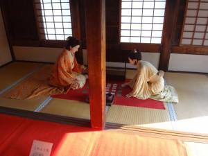 姫路城西の丸(下)(15)
