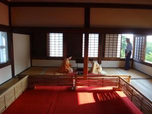 姫路城西の丸(下)(17)