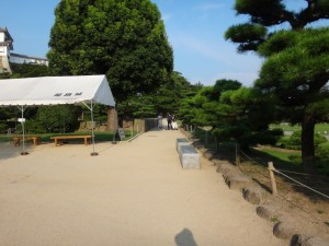 官兵衛ゆかりの石垣(2)