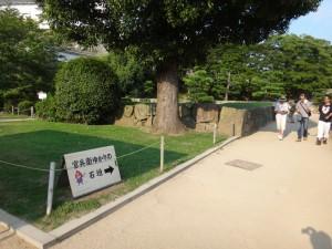 官兵衛ゆかりの石垣(3)