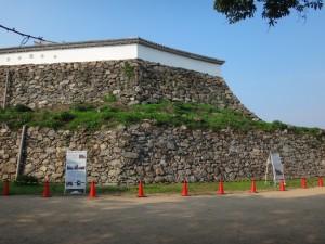 官兵衛ゆかりの石垣(4)