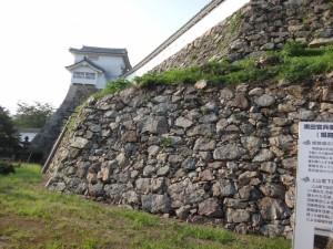 官兵衛ゆかりの石垣(7)