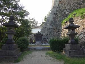 官兵衛ゆかりの石垣(9)