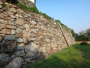 官兵衛ゆかりの石垣(11)