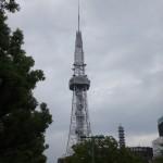 名古屋市を一望「名古屋テレビ塔」