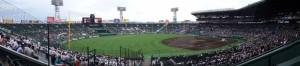 「第97回全国高校野球選手権大会」を見に行ってきました!(3)~第1日:開会式前~(4)
