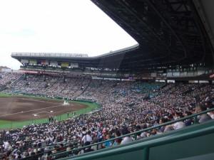 「第97回全国高校野球選手権大会」を見に行ってきました!(3)~第1日:開会式前~(5)