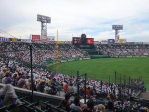 「第97回全国高校野球選手権大会」を見に行ってきました!(3)~第1日:開会式前~(6)