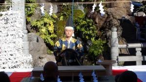 神田明神「だいこく祭~四條流包丁儀式~」18