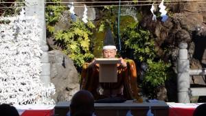 神田明神「だいこく祭~四條流包丁儀式~」19